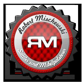 Robert Mischewski – Sattler und Möbelpolsterer, Mönchengladbach Logo